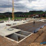 Neubau eines Boxenlaufstalles im Odenwald