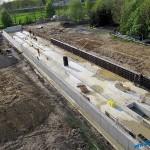 Neubau eines Schweinemaststalles in Münster