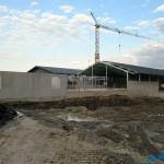 Neubau eines Boxenlaufstalles mit Melkhaus in Kierspe