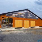 Neubau eines Boxenlaufstalles in Wenden