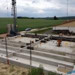 Neubau eines Schweinemaststalles in Pirmasens