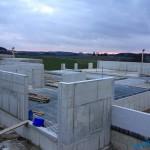 Neubau eines Boxenlaufstalles bei Hagen