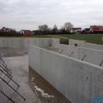 Neubau einer landwirtschaftlichen Lagerhalle in Großsteinhausen