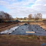 Neubau eines Boxenlaufstalles mit Melkroboter in Rödermark