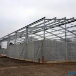 Neubau einer Lagerhalle in Breckerfeld