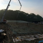 Neubau einer Produktions und Kühlhalle in Ibbenbüren