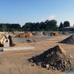 Neubau von 4 Bullenställen bei Leipzig