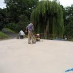 Neubau einer Maschinenhalle im Raum Arnsberg